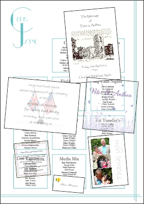 Wedding Stationery Image